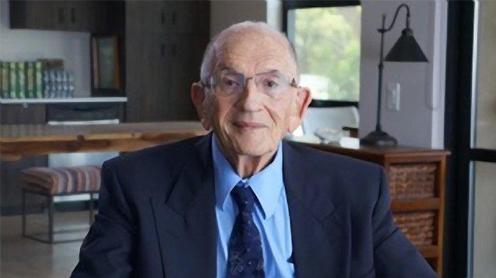 Rahasia Murray Grossan, Dokter THT Berusia 94 Tahun Ini Tak Pernah Terserang Flu Lebih dari 10 Tahun