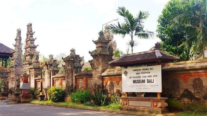 WIKI BALI - Museum Bali, Kombinasi Arsitektur Pura dan Puri