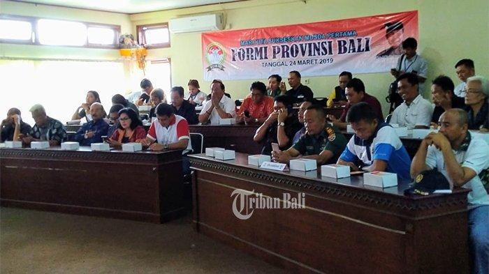 A.A Ngurah Oka Ratmadi Kembali Terpilih Menjadi Ketua Umum FORMI Provinsi Bali