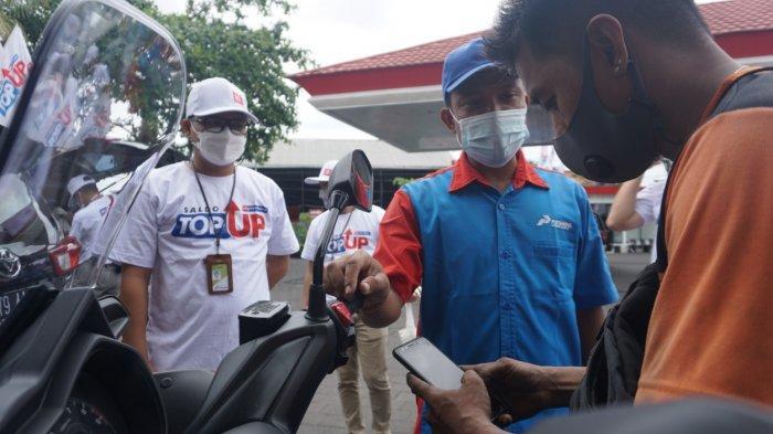 Transaksi Harian Aplikasi MyPertamina di Provinsi Bali Tercatat Meningkat 4.016 Transaksi Per Hari