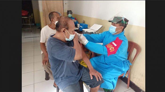 Polres Bangli Buka Gerai Vaksinasi Presisi, Sehari Layani 130 Orang
