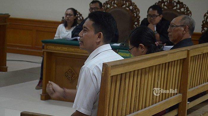 Namiartha Bingung Ada Selisih Silpa, Sidang Dugaan Korupsi APBDes Dauh Puri Klod