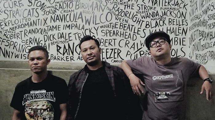 Namsore Band, Meski Pendatang Baru Anggota Sudah Berkecimpung di Dunia Musik Sejak 22 Tahun Lalu