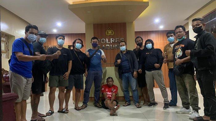 Tim Reskrim Polres Badung Menyebar di 4 Kabupaten/Kota se-Bali, Napi yang Kabur Berhasil Diringkus