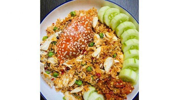 5 Ide dan Resep Olahan Nasi Untuk Menu Sahur, Nasi Goreng Hijau Hingga Nasi Bakar Cumi Hitam
