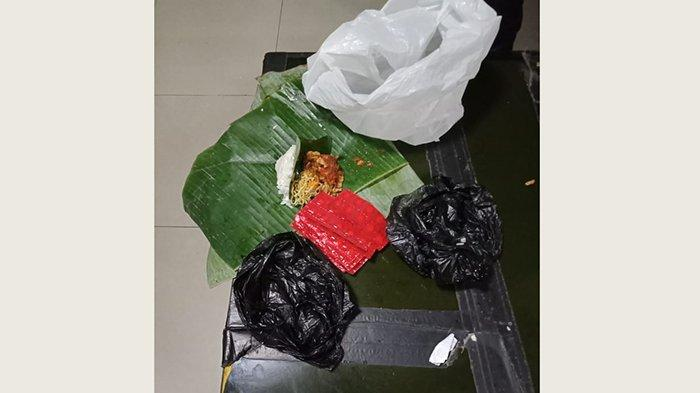 Dimasukkan ke Nasi Jinggo, Petugas Gagalkan Penyelundupan Pil Happy Five ke Lapas Kerobokan