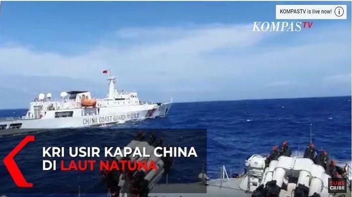 Mengenal KRI Tjiptadi-381, Adang Kapal Asing Masuk Indonesia, Usir Kapal China & Vietnam dari Natuna