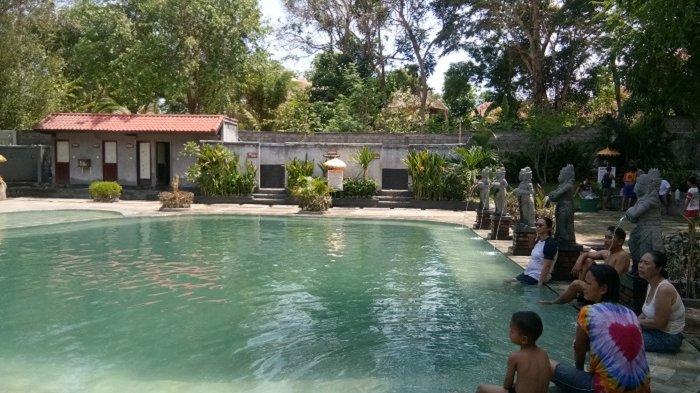 Jam Buka, Harga Tiket hingga Fasilitas di Natural Hot Spring Pool Buleleng