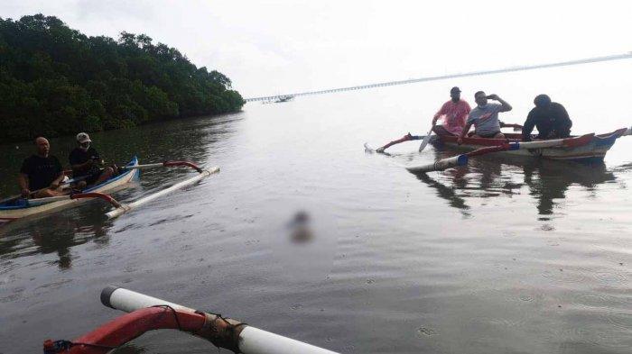 Nelayan Meninggal di Teluk Mumbul Badung, Diduga Terjebak Lumpur Saat Mencari Ikan