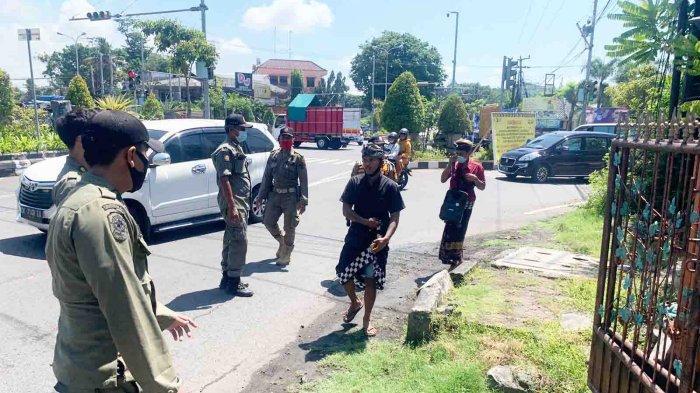 Perbekel Tianyar Tengah Karangasem Akan Nasehati Nengah Bayung, Ditertibkan Saat Ngamen di Denpasar