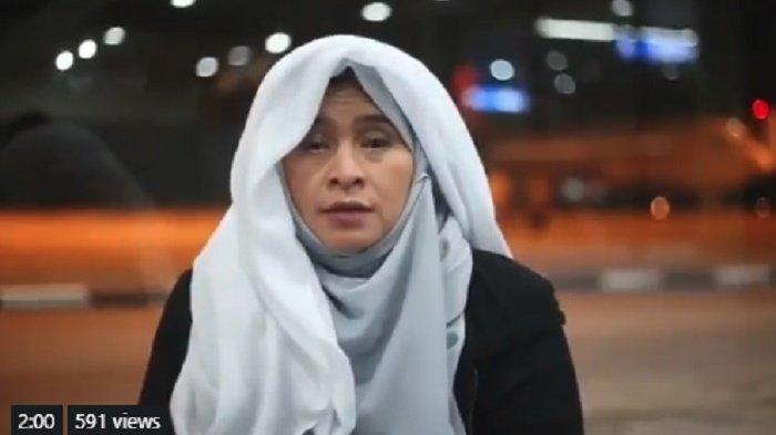 Setelah Dipaksa Pulang dari Pekanbaru, IPW: Neno Warisman Terancam Dipenjara