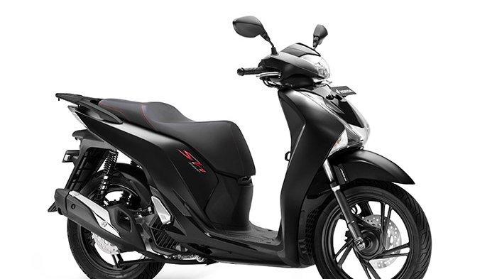 AHM Segarkan Tampilan Skutik Premium Honda SH150i, Ini Pilihan Warna dan Fiturnya
