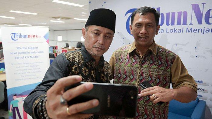 Pasek Suardika: Saya Pernah Kena Prank Pak SBY