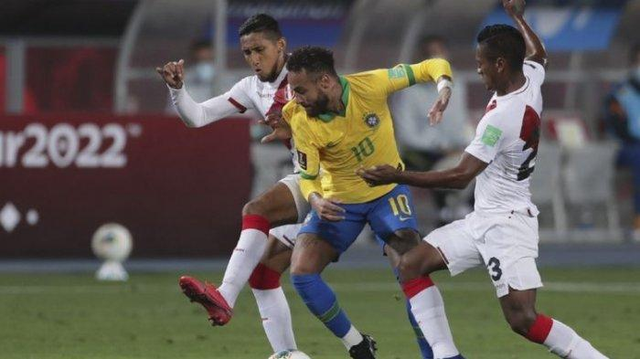 Sering Dikritik Sebagai Tukang Diving, Kylian Mbappe: Neymar adalah orang baik