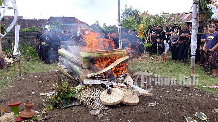 Nilapati, Konsep Menuju Kosong dalam Hindu Bali, Nama yang Meninggal Tidak Boleh Disebut Lagi
