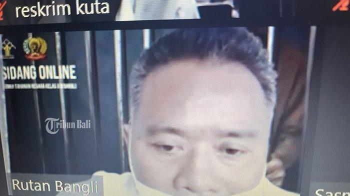 Oknum Polisi Pengedar Sabu di Badung Dituntut 15 Tahun Penjara, Ngurah Menara Mohon Keringanan