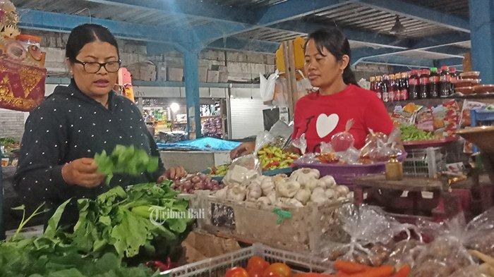 Harga Sayuran di Bangli Meroket Sejak Sepekan, Sayur Kol Biasanya Rp 6 Ribu Jadi Rp 14 Ribu Per Kilo