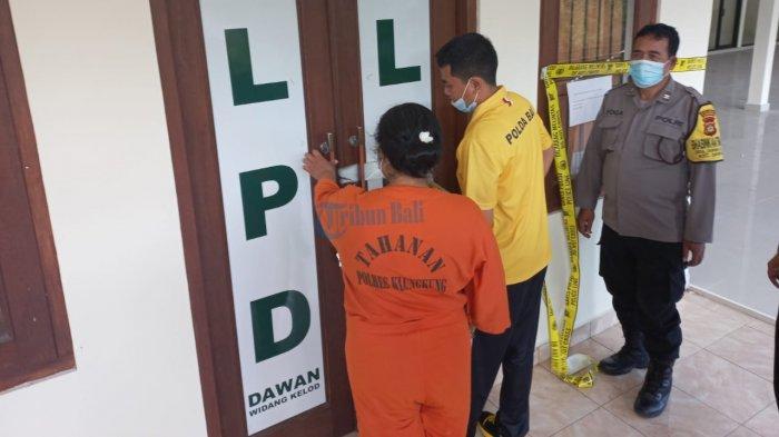 Pertanyakan Hasil Audit, Kuasa Hukum Dorong Polisi Telusuri Aliran Uang LPD Dawan Klod Klungkung