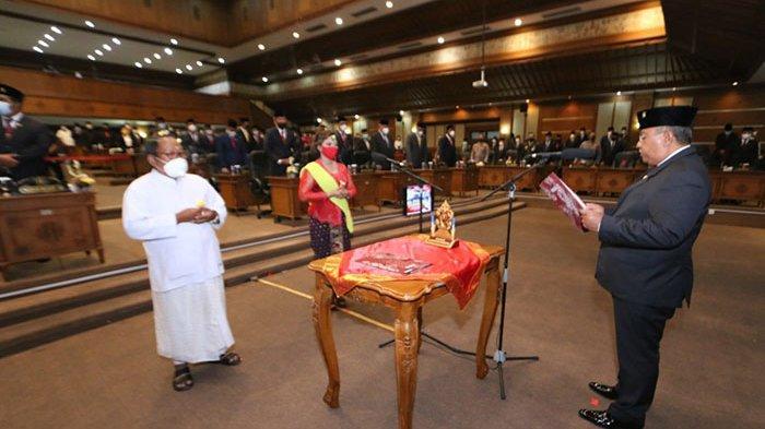 Hari Ini, Ni Luh Kadek Suastiari Diangkat dan Ucap Sumpah Janji pada PAW Sebagai Anggota DPRD Badung