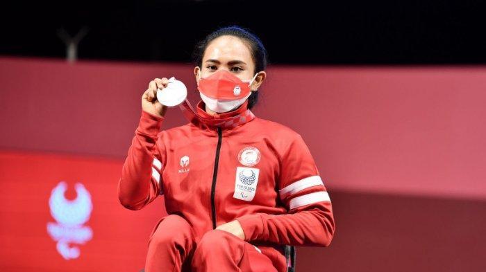 Ni Nengah Widiasih Sangat Bersyukur Atas Kerja Kerasnya Bisa Raih Perak Paralimpiade