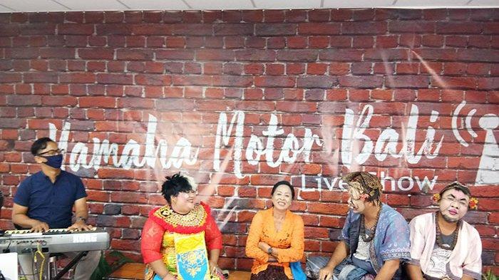 Jro Ratna, Seniman Tari Arja Hadir sebagai Guest Star di Acara Makedekan Ajak Clekontong Mas