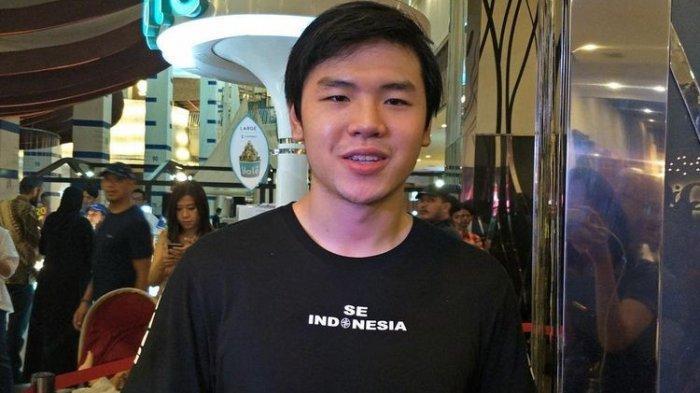 Nicholas Sean, Putra Ahok yang Dulunya Hanya Pakai Pakaian dari Ibunya, Kini Bisnis Fesyen