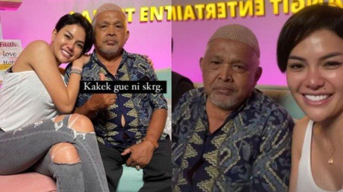 Nikita Mirzani Komentari Video Viral Baim Wong Tegur Kakek Suhud: Cuma Bisa Ngelus Dada