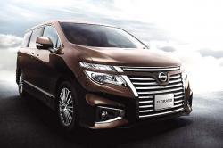 Nissan Elgrand Edisi Lawas Didiskon Puluhan Juta