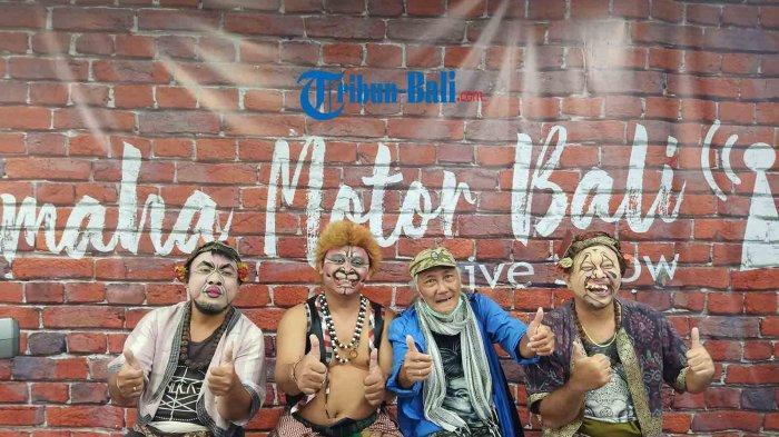Penyanyi Nonok Hadir Sebagai Bintang Tamu Dalam Acara Makedekan Ajak Clekontong Mas