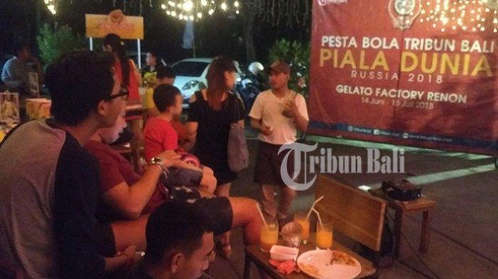 Nonton Final Piala Dunia di Gelato Factory Bareng Tribun Bali, Ada Kuis Tebak Skor Berhadiah