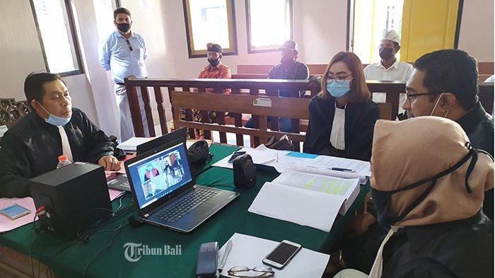 Diadili Terkait Dugaan Penggelapan dan Pemalsuan Dokumen, Notaris Agus Satoto Enggan Ajukan Eksepsi