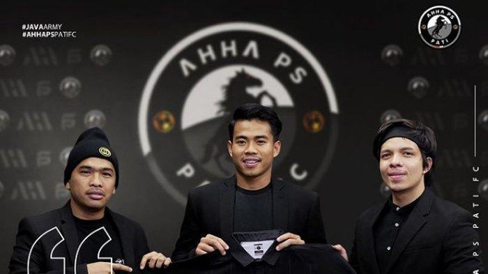 RESMI: Eks Anak Asuh Shin Tae-yong Nurhidayat Jadi Rekrutan Pertama Klub Atta Halilintar