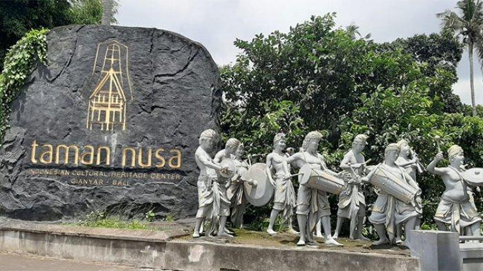 Objek Wisata Taman Nusa Gianyar Dibuka Kembali, Tempat Mengenal Budaya dari Berbagai Etnis Indonesia