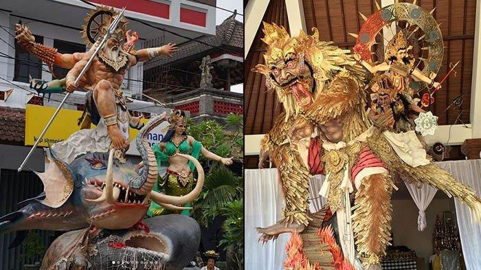 Dana Ogoh-ogoh, Sekaa Teruna di Badung Dapat Rp 40 Juta, Denpasar Rp3,5 Juta, Gianyar Cari Sendiri