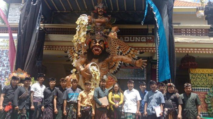 Hari Raya Nyepi 2020, Setiap Sekaa Teruna di Badung Dapat Dana Ogoh-Ogoh 40 Juta