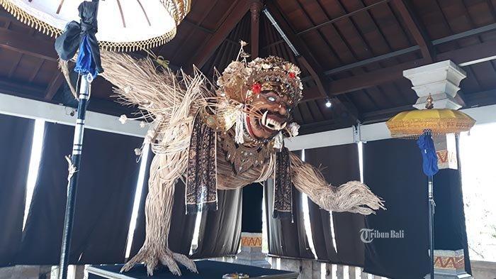 WIKI BALI - 6 Ogoh-Ogoh Ramah Lingkungan di Kota Denpasar Menyambut Hari Raya Nyepi Tahun Caka 1942