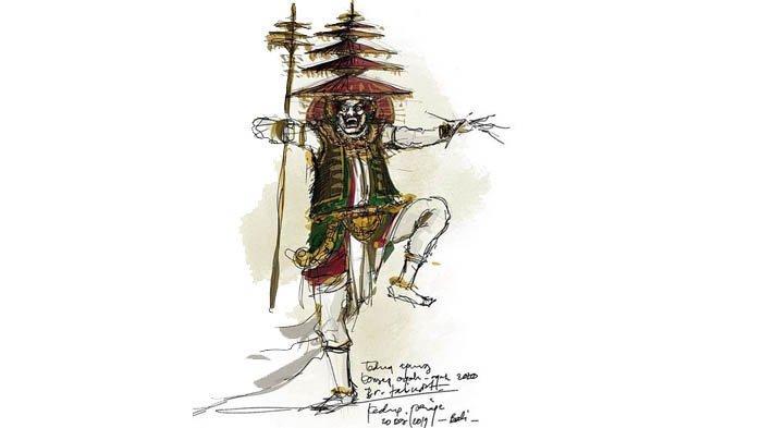Raja Buduh, Tedung Agung, hingga Meme Dewa Ratu: Inilah Kisah Ogoh-ogoh yang Paling Dinanti-nanti