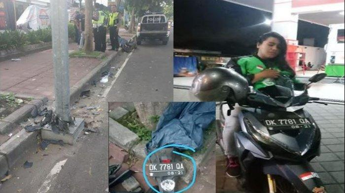 Polisi Kejar Pelaku Tabrak Lari Tewaskan Ojol di Kuta