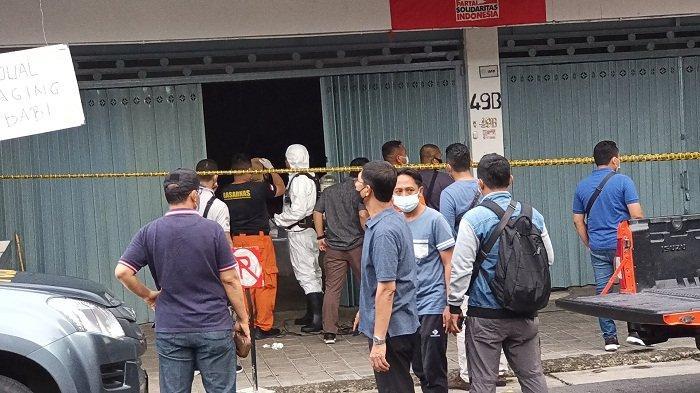 Ungkap Saksi Terkait Tragedi Keracunan Gas di Perumahan Taman Griya Jimbaran yang Tewaskan 4 Orang