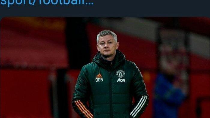 Leicester vs Man United, Senjata Pamungkas Solskjaer