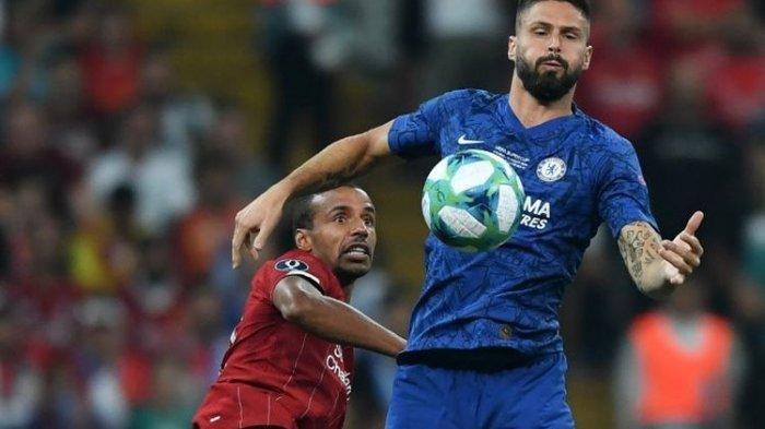 Kiprah dan Profil Oliver Giroud, Sosok Religus yang Pendiam dan Pilihan Tepat Hijrah ke AC Milan