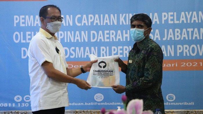 5 Tahun Kepemimpinan Wabup-Bupati Badung, Suiasa Paparkan Capaian Pelayanan Publik kepada Ombudsman