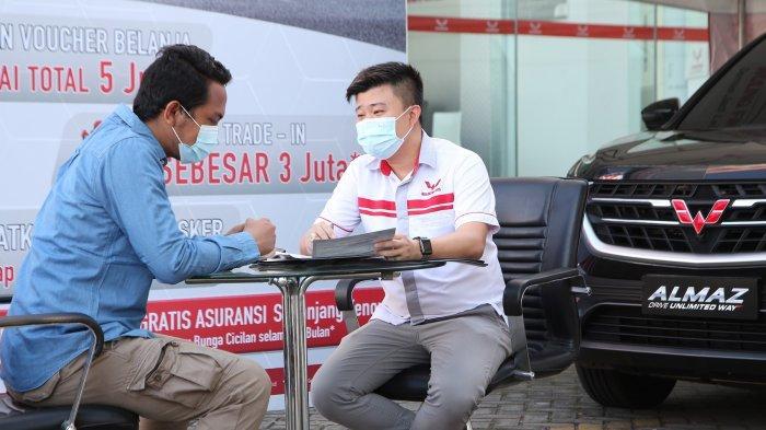Program Operasi Tukar Wuling Hadir di Denpasar, Mudahkan Konsumen Miliki Wuling Almaz