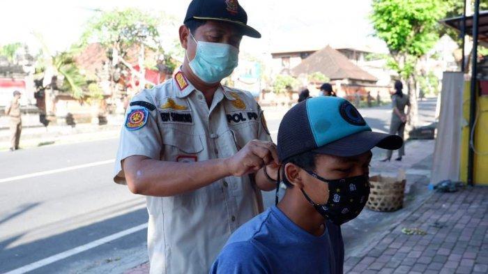 Vaksin Jalan Prokes Tidak Boleh Kendor, Operasi Yustisi Tetap Digencarkan di Klungkung