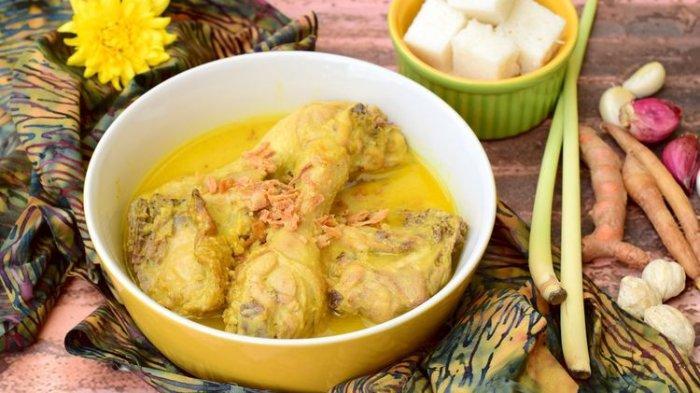 Resep Opor Ayam Kampung Tanpa Santan Untuk Lebaran, Aman Bagi Kolesterol