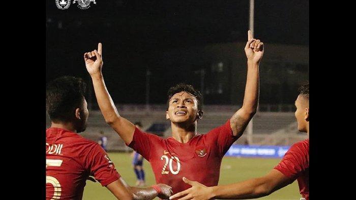 SEA Games 2019 - Timnas Indonesia U23 Kalahkan Singapura 2-0