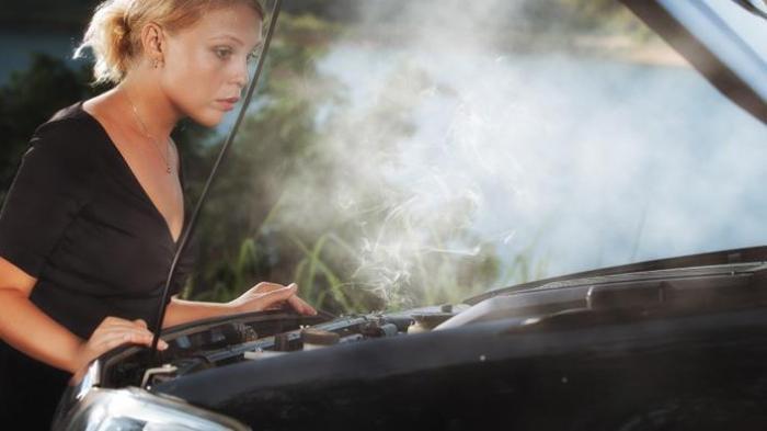 Mesin Mobil Kepanasan atau Overheat Hingga Jadi Mogok? Begini Gejala dan Cara Mengatasinya