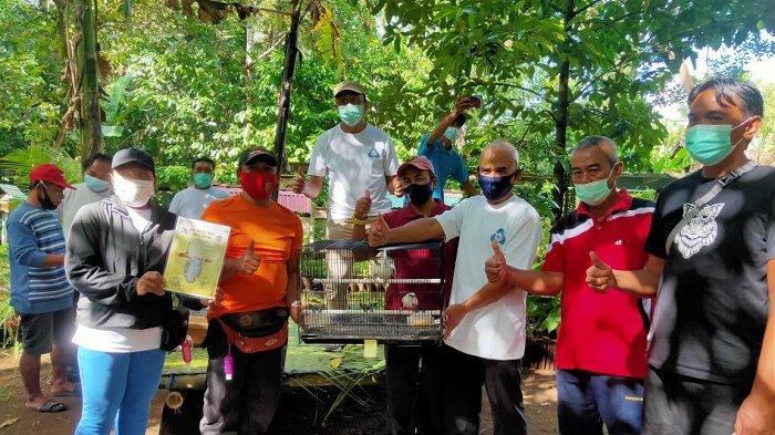 AQUA Mambal Peringati Hari Bumi dengan Budidaya Madu dan Jalak Bali
