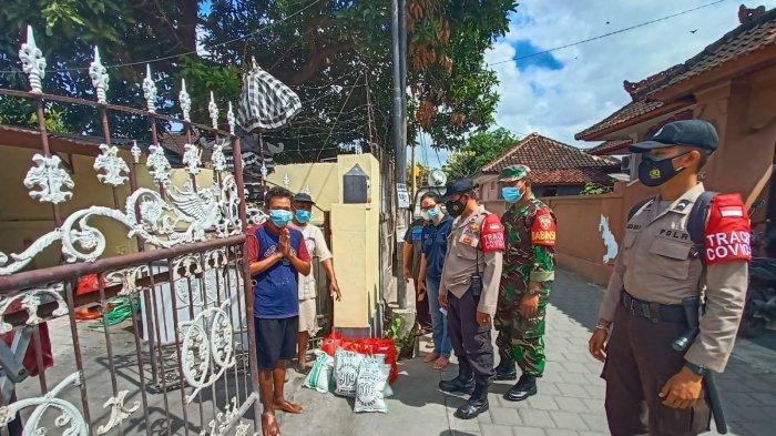 26 Warga Isoman di Kelurahan Sesetan Dapat Sembako, Sudah 5.018 Paket Dibagikan untuk Warga Denpasar