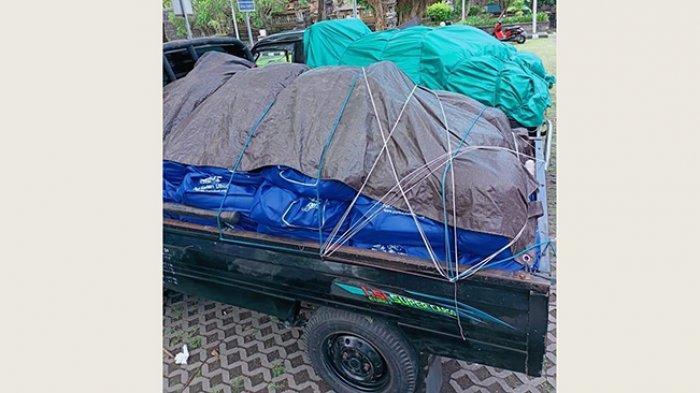 2.498 KK di Ubud Terima Bantuan Sembako Menteri BUMN Erick Thohir
